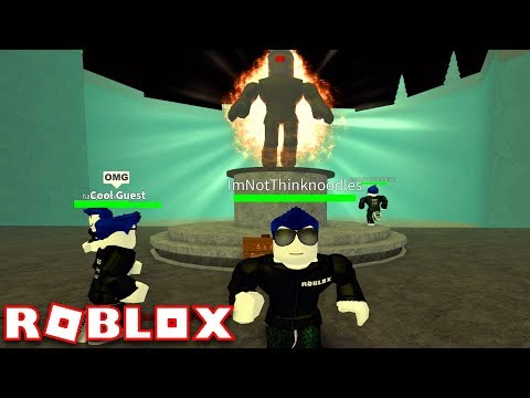 GUEST 666 BOSS FIGHT! | Guest World | ROBLOX