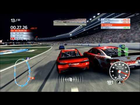 THE BEST RACE - NASCAR 14: Career Mode - Episode 7