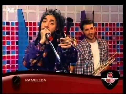 Kameleba video Intuición - Acústico CM Rock 2013