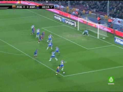 El Espanyol gana el derby catalán