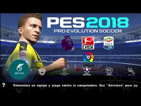 PES 2018 V3 Lite Android/iOS 550 MB Offline Best Graphics