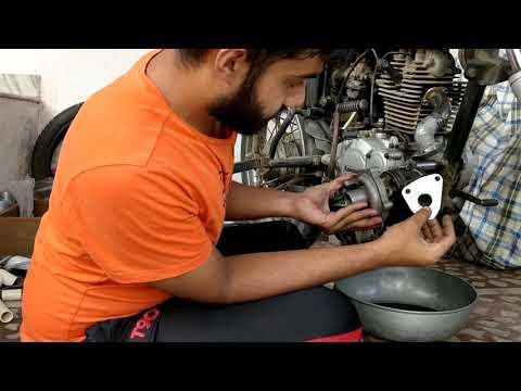 How to build Turbo Bike (Single cylinder turbocharged Bike)