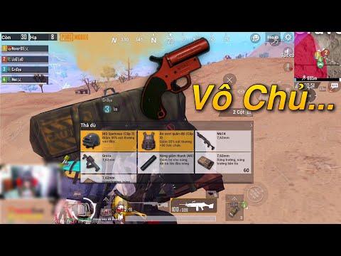 PUBG Mobile | Đi Săn Thính Flare Gun - Sinh Tồn Ngoài Bo Khô Máu Cùng Team CHINA