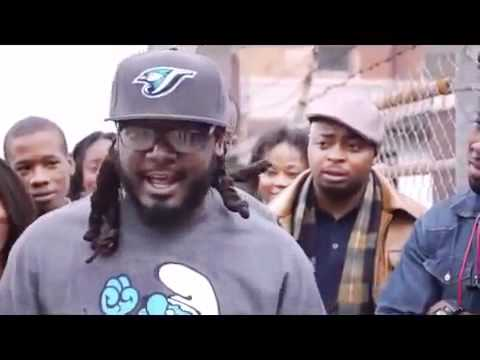 T-Pain vs Chocolate Drop (Kevin Hart) - Rap Battle
