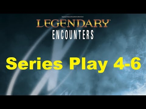 Legendary Encounters X Files: Series Play 4-6: Episode 4