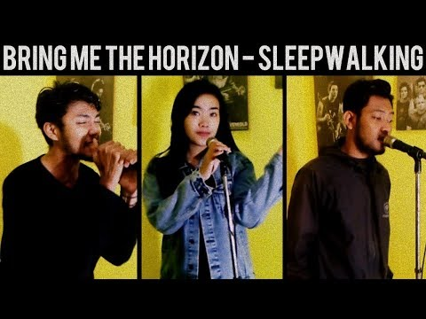 Bring Me The Horizon - SLEEPWALKING cover by THoC