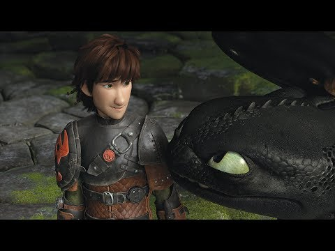 How to Train Your Dragon 2 (Clip 'Dragon Sanctuary')