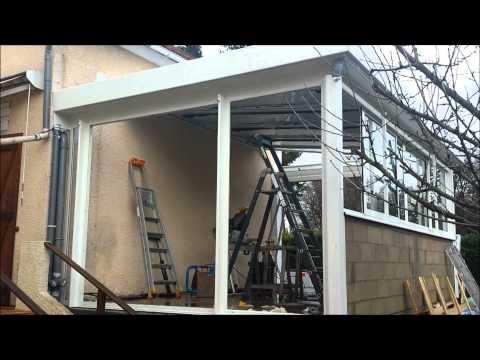 Comment construire veranda soi meme ? La réponse est sur Admicile.fr