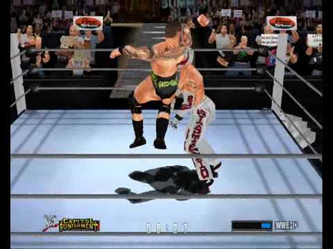 WWF No Mercy WWE '13 Mod - Finishers