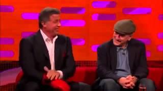 The Graham Norton Show S14x13 2   5 Sylvester Stallone, Robert DeNiro, Carey Mulligan, Jonah