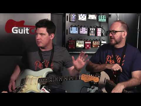 Dan & Mick from That Pedal Show try out Quintessence Harmony