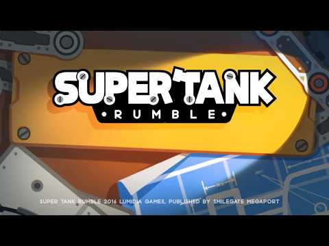 Super Tank Rumble gameplay