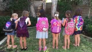 Check out our new backpack donation video
