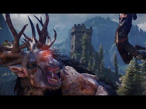 the witcher 3 wild hunt xbox one gameplay