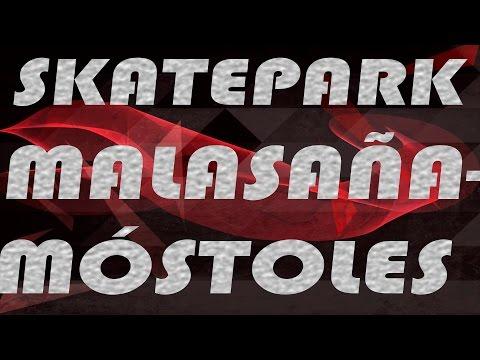 Skatepark malasaña mostoles . Análisis