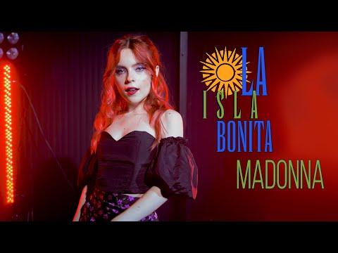 "Madonna  ""La Isla Bonita"" Cover by Andreea Munteanu"