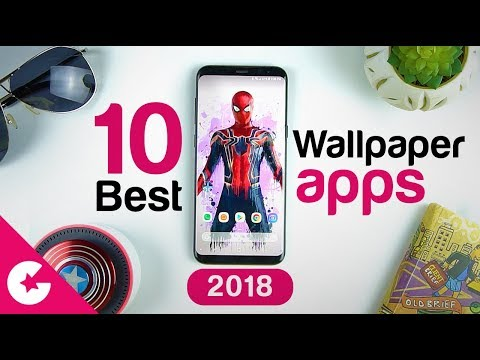 Top 10 Best Free Wallpaper Apps For Android (2018)