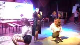Ailee-Iwill shoew you de en el Oppa party 2 Lima-Perú