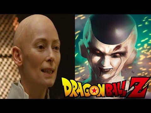 Disney's Dragon Ball Z Live Action Cast 2018 (Frieza Saga)