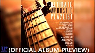 Various Artists - Ultimate Acoustic Playlist