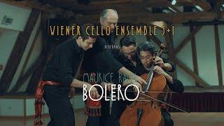 Wiener Cello Ensemble 5 +1: Bolero
