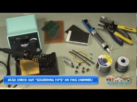 Electronics: Tutorial Soldering Iron Tips
