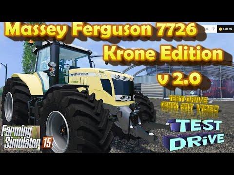 Massey Ferguson 8737 crown v1.0