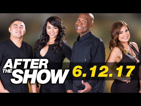 Amber Rose's Bush, Disneyland Poop, Lotto Winners & The NBA Finals | After The Show