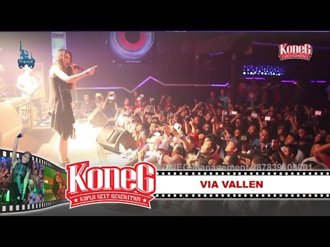 KONEG LIQUID Feat VIA VALLEN - SAYANG [3rd LIVE CONCERT - Liquid Cafe] [Dangdut Koplo] Mp3