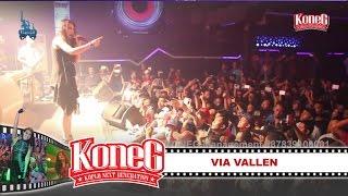KONEG LIQUID feat VIA VALLEN - SAYANG [3rd LIVE CONCERT - Liquid Cafe] [Dangdut Koplo]