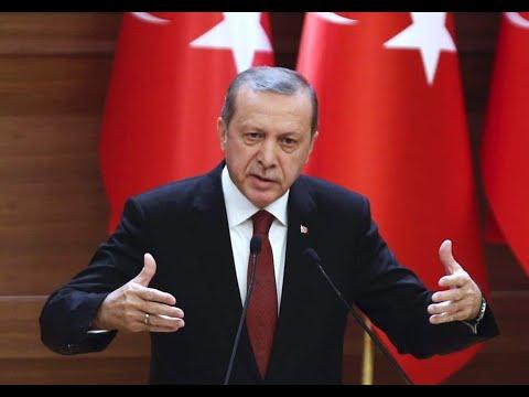 أردوغان يلوّح بورقة