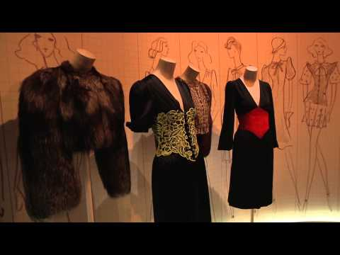 Exposition Yves Saint Laurent 1971 – La Collection du Scandale