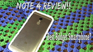 In this video we take a complete look of the budget smartphone the xiaomi Redmi Note 4, i talk about the complete experience of using this smartphone, i also talk about its pros and cons to give you a complete review of the smartphone. Final verdict is that this is a great budget smartphone which performs really well and i recommend it to any one looking for a budget smartphone and who's priority is not the camera, the camera on the smartphone is pretty average. Website:- http://wizhub.tech/Tech Deal's:- http://wizhub.tech/deals/------------------------------------------------Pheripheral's that I use to shoot the video's------------------------------------------------Microphone:- http://amzn.to/2fh9bvfVideo shot on:- http://amzn.to/2fFfTtETripod:- http://amzn.to/2eFxpv6Laptop:- http://amzn.to/2fFezH7Mouse:- http://amzn.to/2fFMaipMy Powerbank:- http://fkrt.it/HD7geTuuuNStorage:- http://fkrt.it/H8AkQTuuuN-------------------------------------------------Music Courtesy:-www.bensound.com &www.incompetech.com