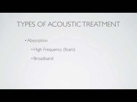 Intro to Acoustic Treatment – HomeStudioCorner.com