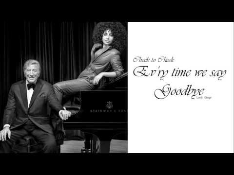 Ev'ry Time We Say Goodbye (2014) (Song) by Lady Gaga
