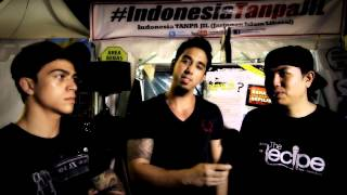Interview Axel Djody & Sean (@Axeldjodynsean) For #IndonesiaTanpaJIL