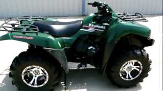 5. 2007 Kawasaki Brute Force 650 4X4: Overview and Review