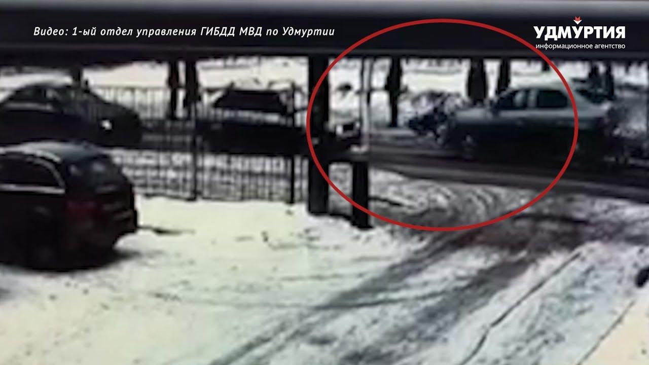 7-летнего ребенка сбили в Ижевске