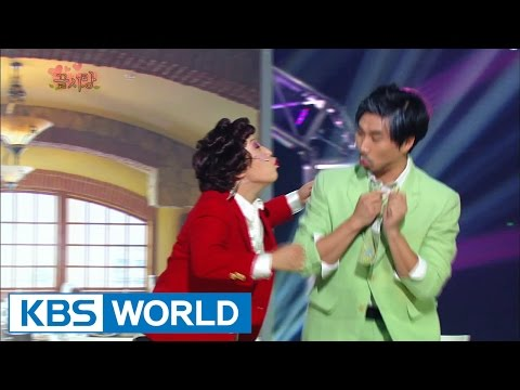gag - Late Love | 끝사랑 ------------------------------------------------ - Telecasting Time: Saturdays 04:30pm | Sundays 01:50am (Seoul, UTC+9) - For more info: http://kbsworld.kbs.co.kr/programs/pro...
