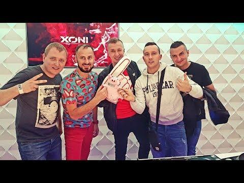 Xoni On Air - Episode #4 / MAFFY / X-MEEN / HUHERKO / DJ INOX