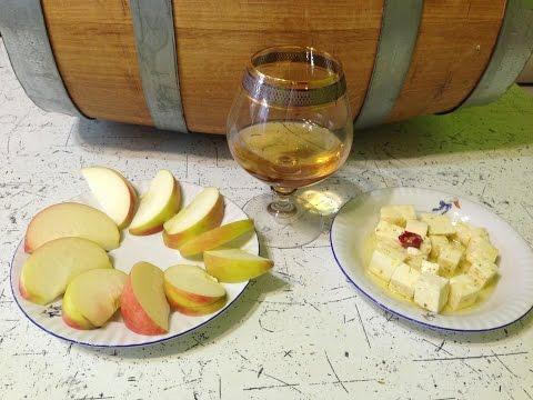 Как в домашних условиях сделать из яблок кальвадос в домашних условиях
