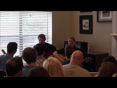 John Doyle & Ashley Davis - Houston House Concert - How About You - May 10th, 2016
