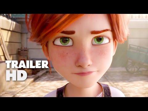 Ballerina - Official Film Trailer 2016 - Elle Fanning, Dane DeHaan Movie HD