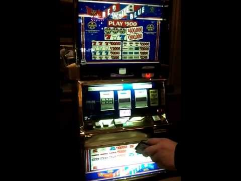 $500.00 slot machine at Venetian Las Vegas SUPER HIGH LIMIT