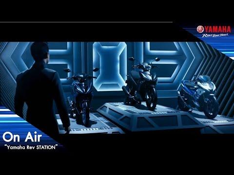 [Yamaha On Air] - Yamaha Rev STATION Movie Episode 4