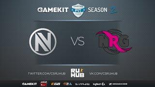 EnVyUs vs NRG, game 1