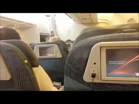 Air Canada A321-200 Redeye Edmonton to Toronto