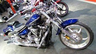 8. 2014 Yamaha Raider S Walkaround - 2014 Toronto Motorcyle Show
