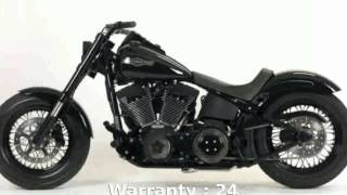 10. 2005 Harley-Davidson Softail Night Train Features, Info