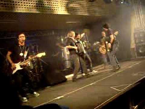 Show com o Grupo Tradição em Papanduva SC-07 de junho de 2009